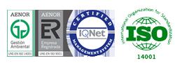 Certificados Eco Alum